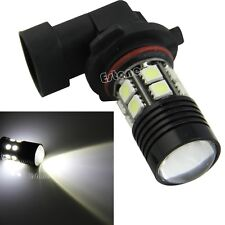 H11 12-LED 5050 SMD + 12W White Super Bright Car Fog Headlight Bulb DRL 12V