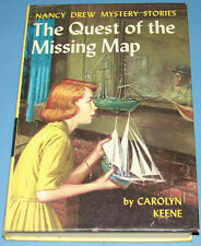 Nancy Drew #19 Quest of the Missing Map Orig Text PC