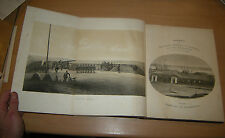 1871 Report of the Defenses of Washington / American Civil War / Military Plates