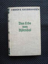 Trygve Gulbranssen - Das Erbe von Björndal