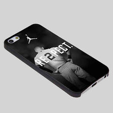 Re2pect Derek Jeter Baseball for iPhone 4/4S,5,5S,5C,Samsung S3/S4/S5 Black Case