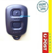 2 Button Toyota Remote key Shell Case replacement For Corolla Camry Rav4 yaris