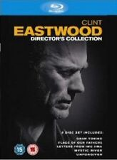 CLINT EASTWOOD - Directors Collection Box *NEW BLU-RAY*
