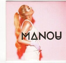 (EZ639) Manou, We Are - DJ CD