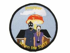 Doomsday Prepper Ready For SHTF Zombie Apocalypse Survival Bug Out Bag Patch New