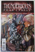 """Thunderbolts #162 (October 2011, Marvel) """"Fear Itself"""" (C1400)"""