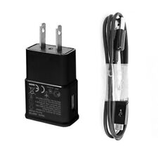 AC/DC Battery Power Charger Adapter USB Cord for Sony Cybershot DSC-WX50 V WX50B