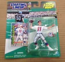 1999 STARTING LINEUP NFL Drew Bledsoe New England Patriots Football