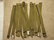 Genuine MARKED 70,80s Soviet Russian AK SKS/SVD Rifle Carrying SLING BELT