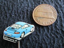 2002 01 Porsche Pin 911 Carrera 4 Coupe Original Dealer Lapel Made In Germany 00