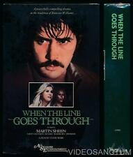 SOUTHERN DRAMA VHS WHEN THE LINE GOES THROUGH 1973 ALL SEASONS NOT ON DVD SEALED