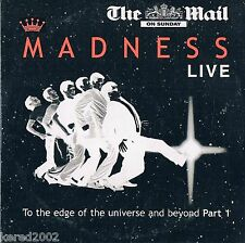 Madness - To The Edge Of The Universe And Beyond (Live) - CD1&2 - Promotional CD