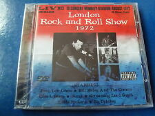 The London Rock And Roll Show 1972 NEW DVD & CD SET JERRY LEE LEWIS CHUCK BERRY