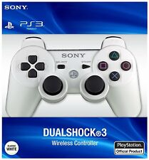 Sony Ps3 Dualshock Wireless Controller for SONY Playstation 3 - Classic White