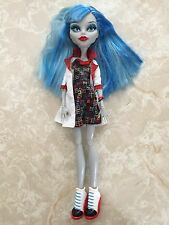 "Monster High 11"" Doll GHOULIA YELPS MAD SCIENCE SCHOOL LAB"