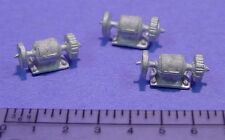O/On3/On30 1/48 SCALE WISEMAN MODEL SERVICES DETAIL PARTS: #O141 BENCH GRINDERS