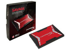 "Kingston HyperX Savage 240GB SATA3 SATA III 6Gb/s 2.5"" 7mm Solid State Drive SSD"