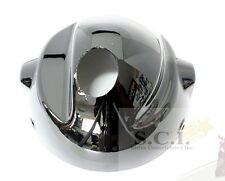 HONDA CB450 CB500 CB550 CB750 BLACK HEADLIGHT BUCKET SHELL OEM# 61301-300-020