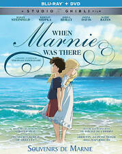When Marnie Was There Blu-ray/DVD, 2015, 2-Disc Set, Canadian