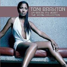 Toni Braxton - Unbreak My Heart The Remix Col (2005) - Used - Compact Disc