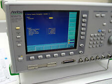 Anritsu MS8607A 300kHz to 3GHz, Digital Mobile Radio Transmitter Tester
