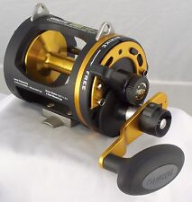 OMOTO  NEW GTR T25 II 2 SPEED  FISHING REEL Saltwater Fishing Showroom Stock