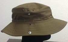 SOUTH AFRICA (SADF) NUTRIA BUSH HAT NEW (SIZE 63-7 7/8)