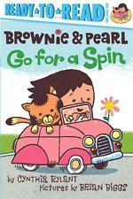 Brownie & Pearl Go for a Spin von Cynthia Rylant (2015, Gebunden)