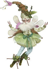 """Mark Roberts Two Peas in a Pod Fairy Small 10"""" New 2017"""