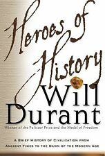 Heroes of History: A Brief History of Civilization from Ancient Times -ExLibrary