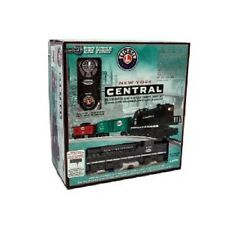 Lionel O-Gauge New York Central RS-3 Electic Freight Train Set LNL682984