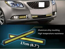 "2 Pcs DRL 6.7"" Waterproof White Fog Lamp COB LED Daytime Running Lights For BMW"