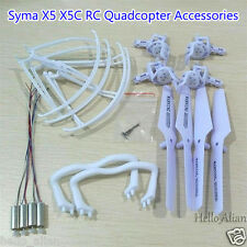 For Syma X5 X5C RC Drone Quadcopter Spare Parts New Crash Pack Kit Replacement