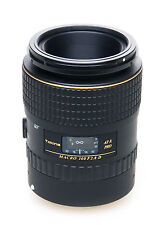 Tokina 100mm f/2.8 AT-X M100 AF Pro D Macro Autofocus Lens for Nikon AF-D *NEW*
