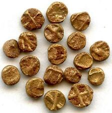 World's Smallest Gold Coin of Vijayanagar Empire,India