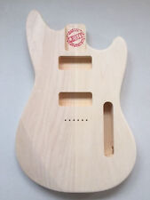 MUSTANG STYLE 2 P90 PICKUP BODY  EUROPEAN LINDIN WOOD - LEGIT GUITAR KITS