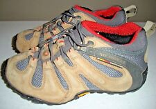 Women's MERRELL Chameleon II Stretch Hiking Trail Shoes Size: 6.5