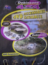 Catalogo DOBINSON Accessori 4x4 Fuoristrada OFF ROAD  [P42]