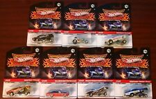 Hot Wheels 2009 Drag Strip Demons #1-7 Lot NEW