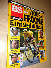 BS BICISPORT EDIZIONE STRAORDINARIA TOUR DE FRANCE CHRIS FROOME WINNER 2015