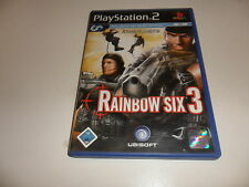 PlayStation 2  Tom Clancy's Rainbow Six 3 (5)