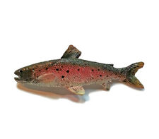 AAA 96162 Baby Salmon Sealife Fish Toy Model Replica - NIP