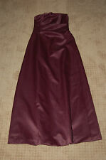 J.S. Boutique Chocolate Brown Dress - size 6 Wedding / Prom  Formal Banquet