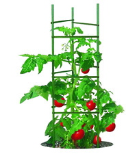 Gardener Plant Steel Wire Tomato Cage Support Planter Tower Grow Climb Vines New