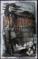 Bill Miller:  Raven In The Snow (Cassette, Reprise) NEW