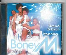 CD COMPIL 14 TITRES--BONEY M--RIVERS OF BABYLON...