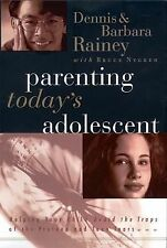Parenting Today's Adolescent Helping Your Child Avoid The Traps Of The Preteen..