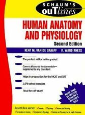 Schaum's Outline of Human Anatomy and Physiology Van de Graaff,Kent, Rhees,R. P