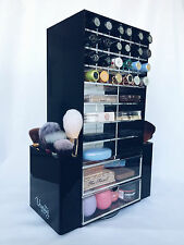Makeup holder - Vanity Decay Oberon Makeup Tower - spinning makeup organiser