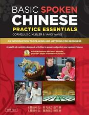 Basic Spoken Chinese Practice Essentials: An Introduction to Speaking and List..